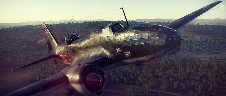 War Thunder Free PC Game Screenshot