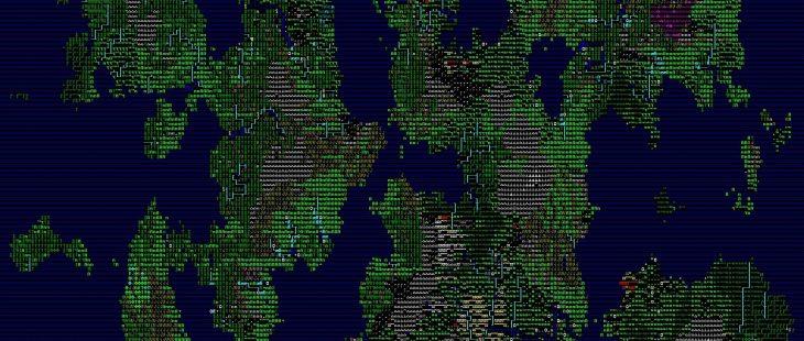 Dwarf Fortress Screenshot